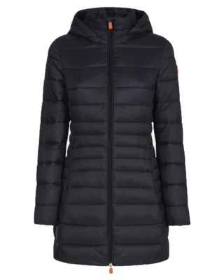 Hooded Coat W