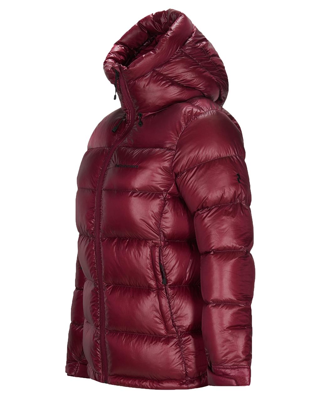 Peak Performance Frost Down Jacket Women Rhodes
