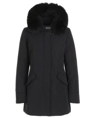 Luxury Arctic Parka Fox W