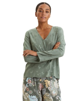 Puzzle Me Together Blouse W