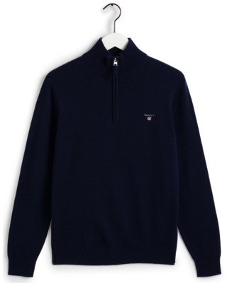 Superfine Lambswool Half Zip M