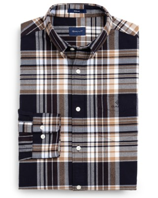 Brushed Oxford Shirt M