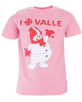 I Love Valle T-shirt JR