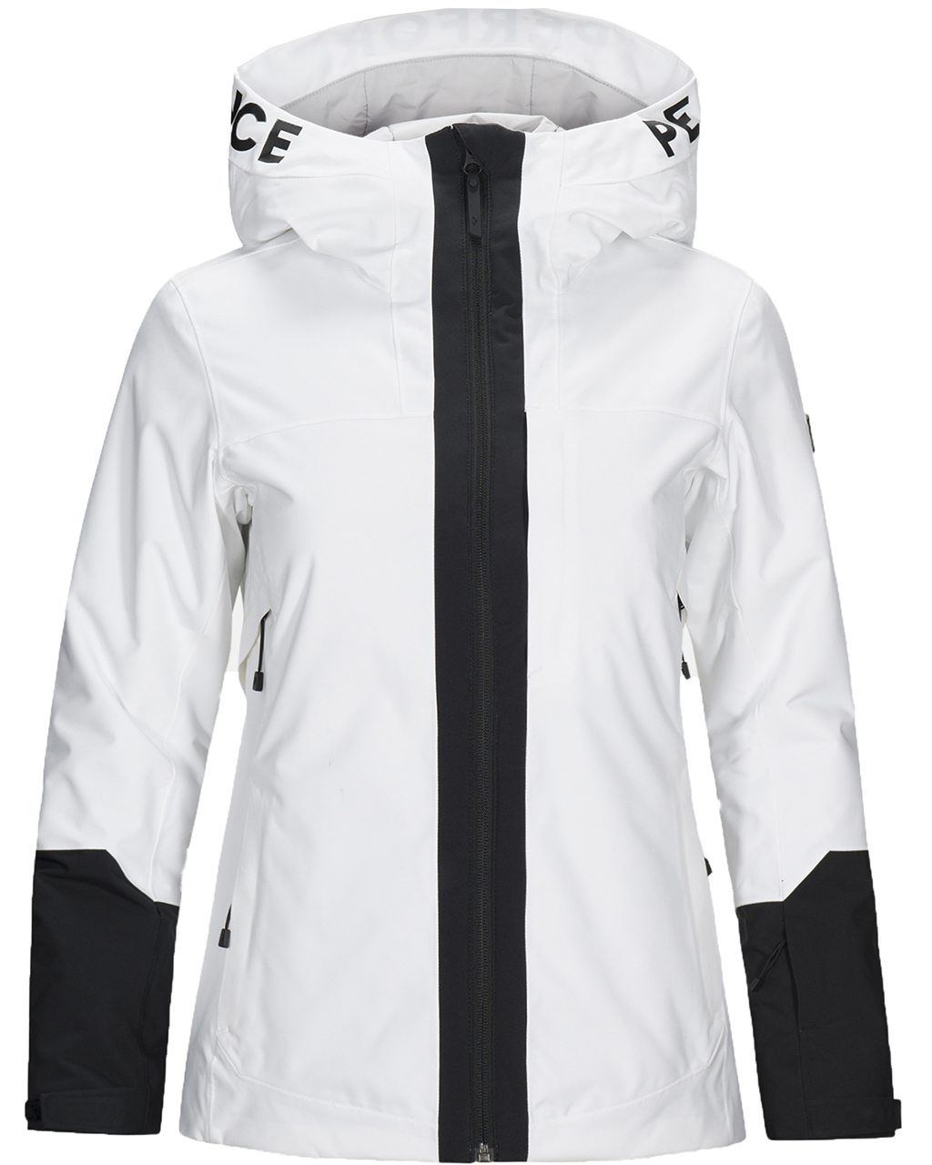 Rider Ski Jacket W Offwhite