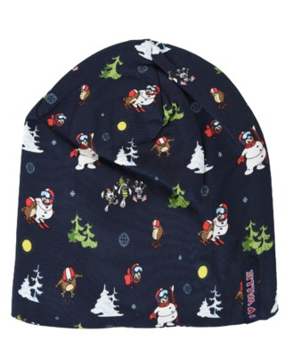 Valles Woods Cotton Beanie JR