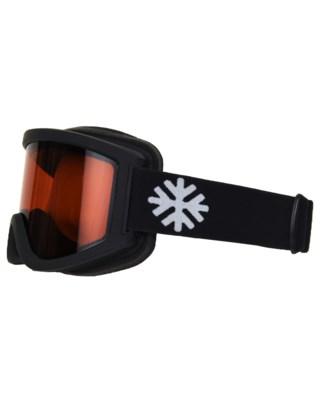 Essential Ski Goggle Black