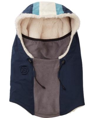 Retro Outerwear Hood