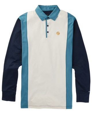 Retro Midweight Base Layer Polo M