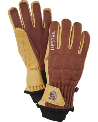 Henrik Leather Pro Model - 5 Finger