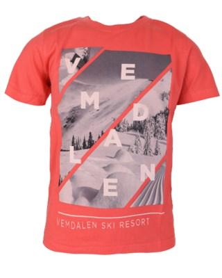 Engla T-Shirt Vemdalen JR