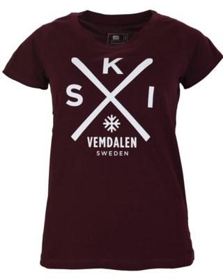 Andrea T-Shirt Vemdalen W