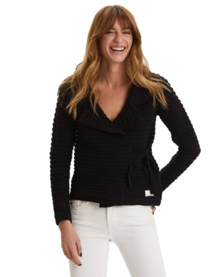 Wrap Up & Go Cardigan W