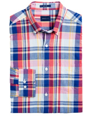 Classic Madras Regular Fit M
