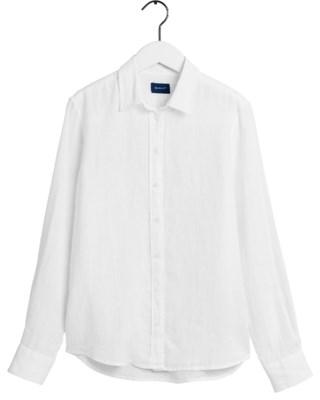 The Linen Chambray Shirt W