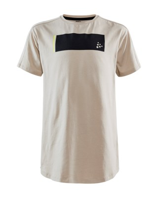 Arch Long Printed Tee JR