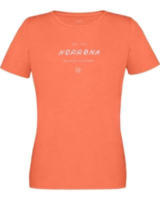 /29 Cotton Slant Logo T-Shirt W