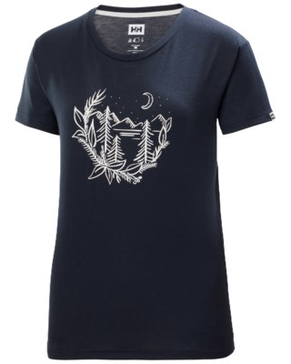 Skog Graphic T-Shirt W