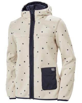 Verket Reversbile Pile Jacket W