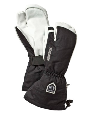 Army Leather Heli Ski - 3 Finger