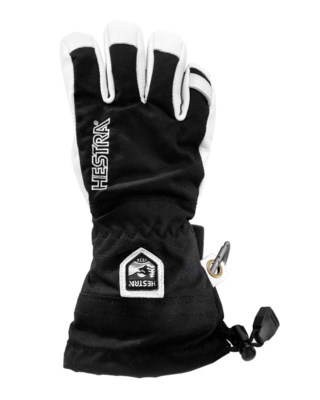Army Leather Heli Ski JR - 5 Finger