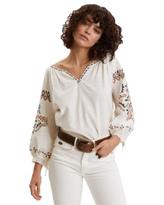 Treasure Blouse W
