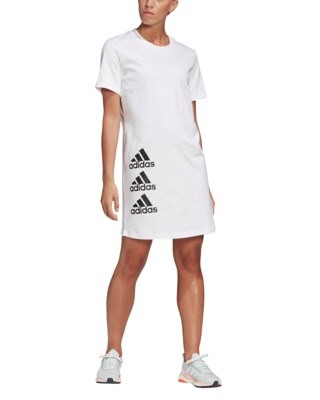 Must Haves Stacked Logo Dress W