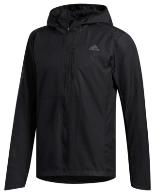 Own The Run Hooded Wind Jacket M