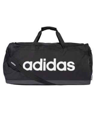 Linear Logo Duffel Bag Large