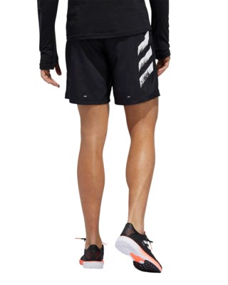 Run It 3-Stripes PB Shorts M