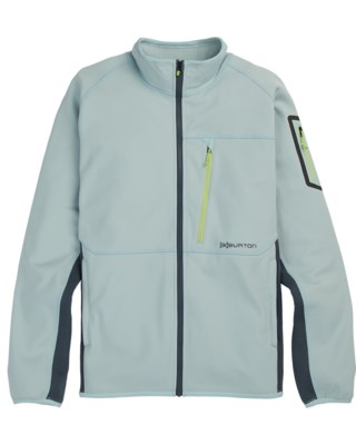[ak] Polartec Grid Full-Zip M
