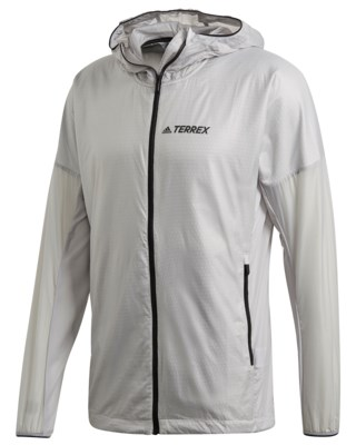 Terrex Agravic Alpha Hooded Shield Windbreaker M