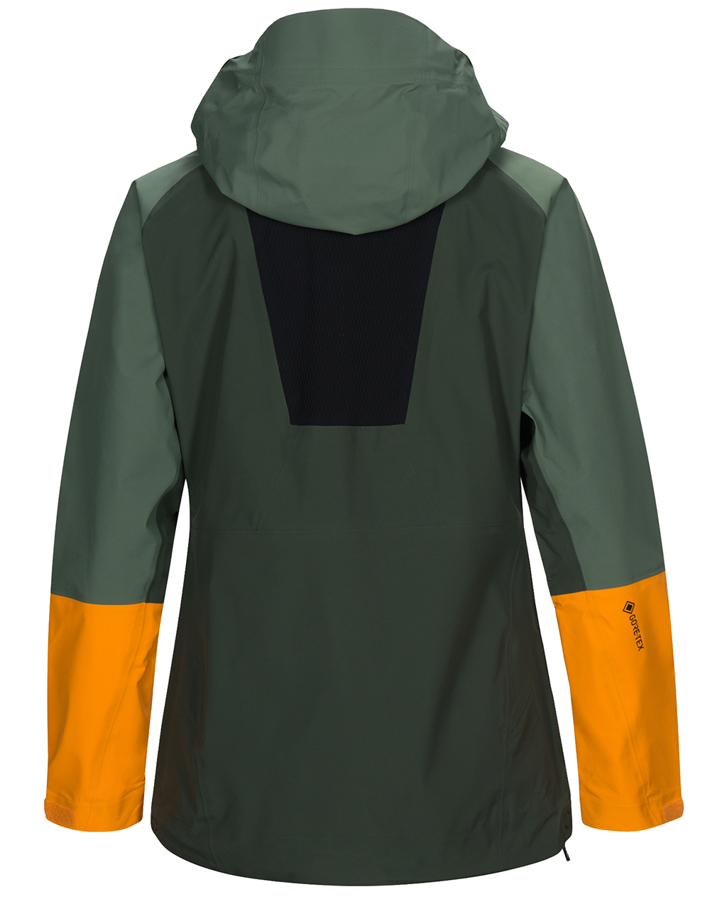 Vislight C Gore Tex Jacket W Drift Green