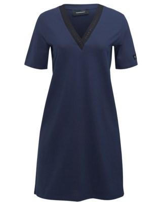 Tech V Neck Dress W