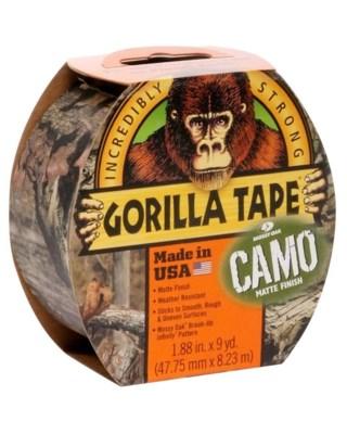Gorilla Duct Tape 8,2 m Camo