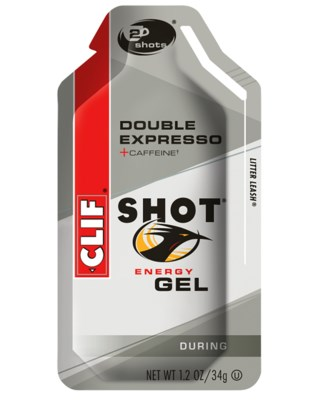 Clif Shot Gel Double Espresso