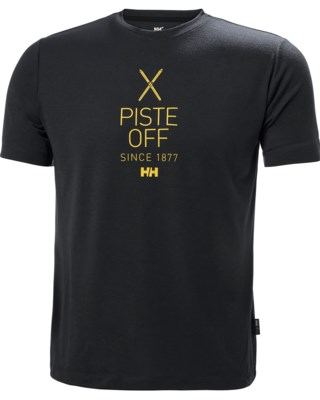 Skog Graphic T-Shirt M