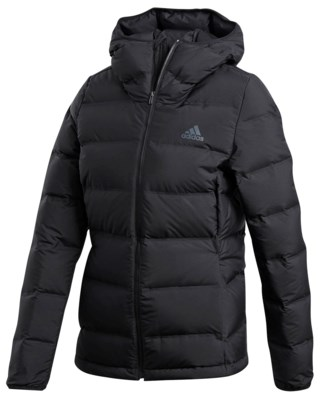 Helionic Down Hooded Jacket W