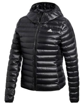 Varilite Hooded Down Jacket W