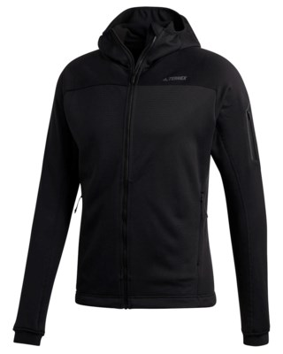 Stockhorn Hooded Fleece Jacket M
