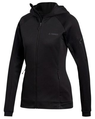 Stockhorn Hooded Fleece Jacket W