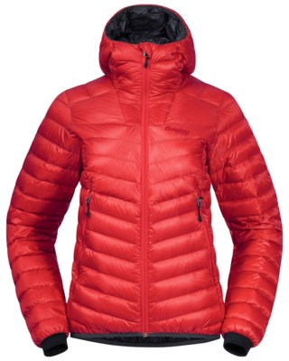 Senja Down Light W/Hood Jacket W