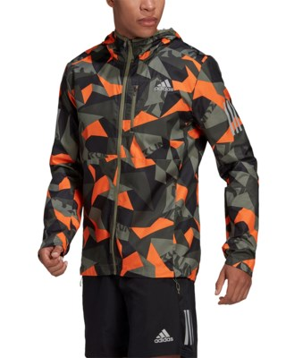 Own The Run Jacket M