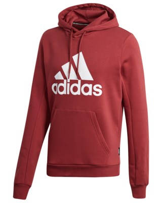 Badge of Sport Fleece Hoodie M