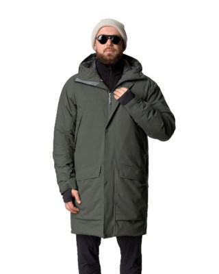 Fall In Parka M