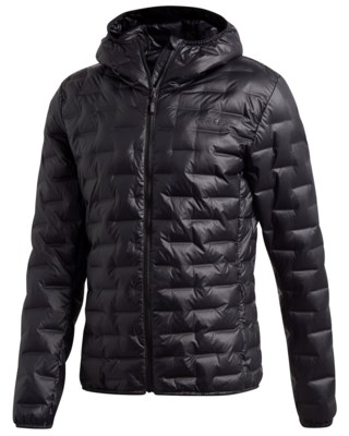 Light Down Hooded Jacket M