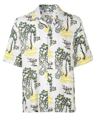 Oscar AX Shirt Aop 10527 M