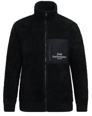 Original Pile Zip Jacket M