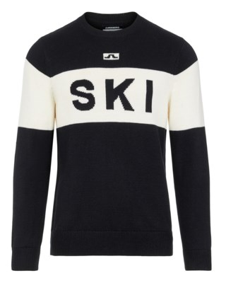 Ken Knitted Ski Sweater M