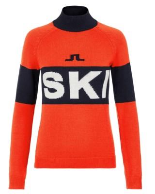 Alva Knitted Ski Sweater W