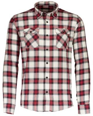Check L/S Shirt M